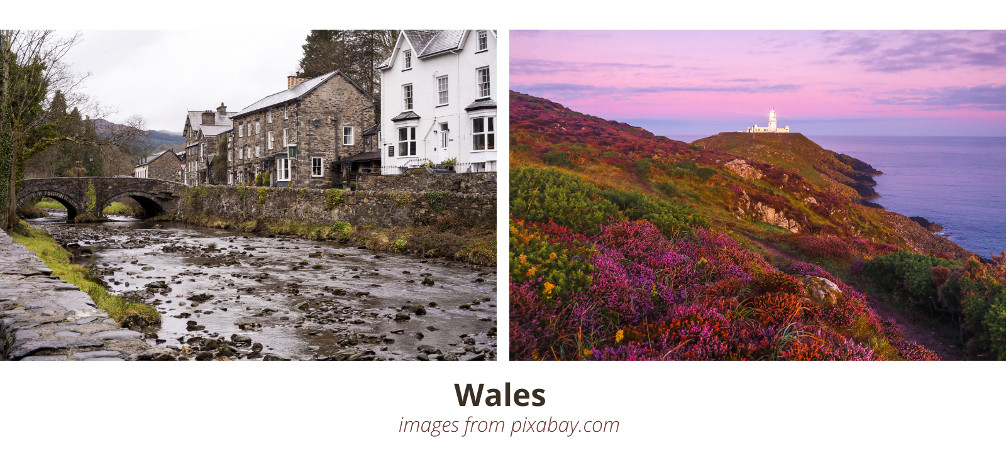 pictures of Wales