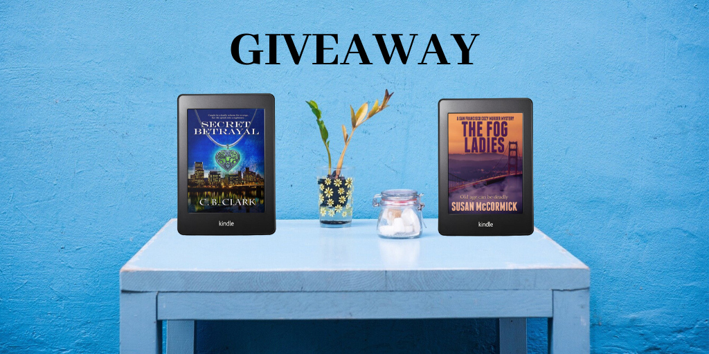 March 2020 Ebook Giveaway