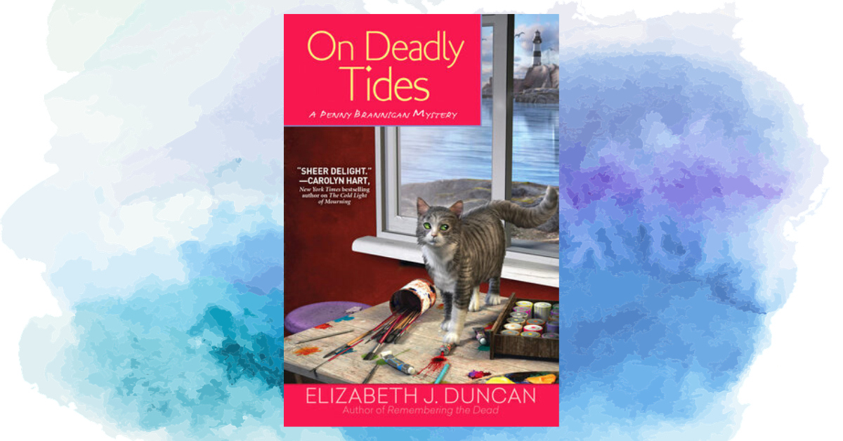 Review of On Deadly Tides by Elizabeth J. Duncan