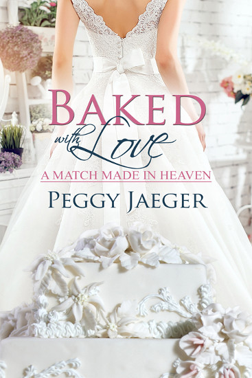 Cover of Baked With Love by Peggy Jaeger