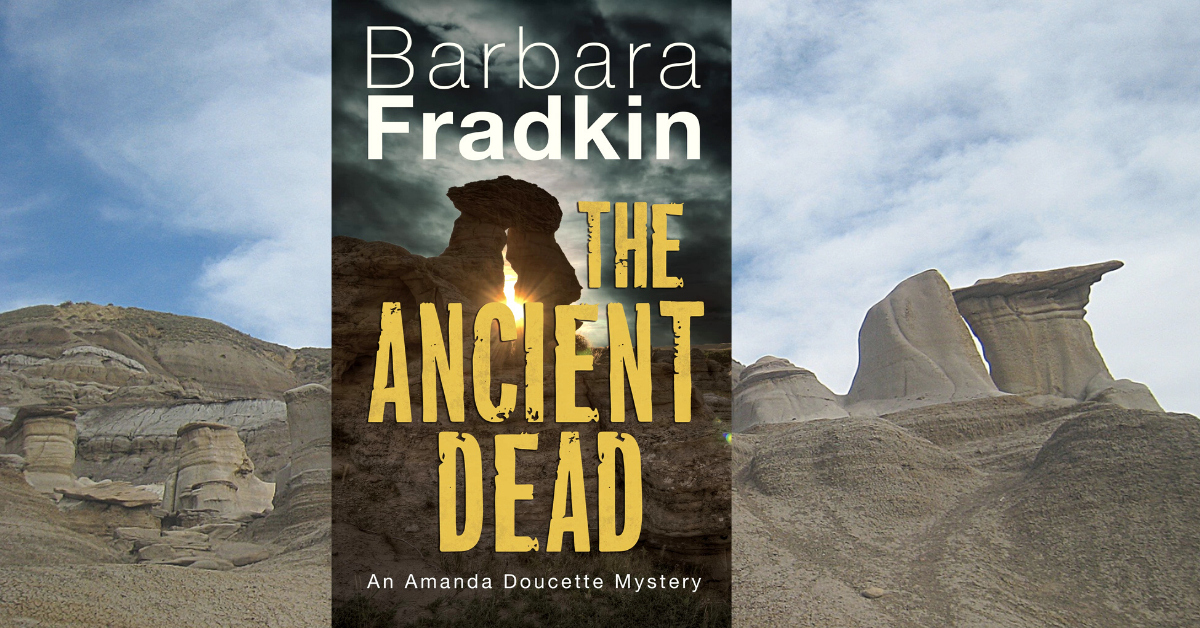 Review of The Ancient Dead by Barbara Fradkin
