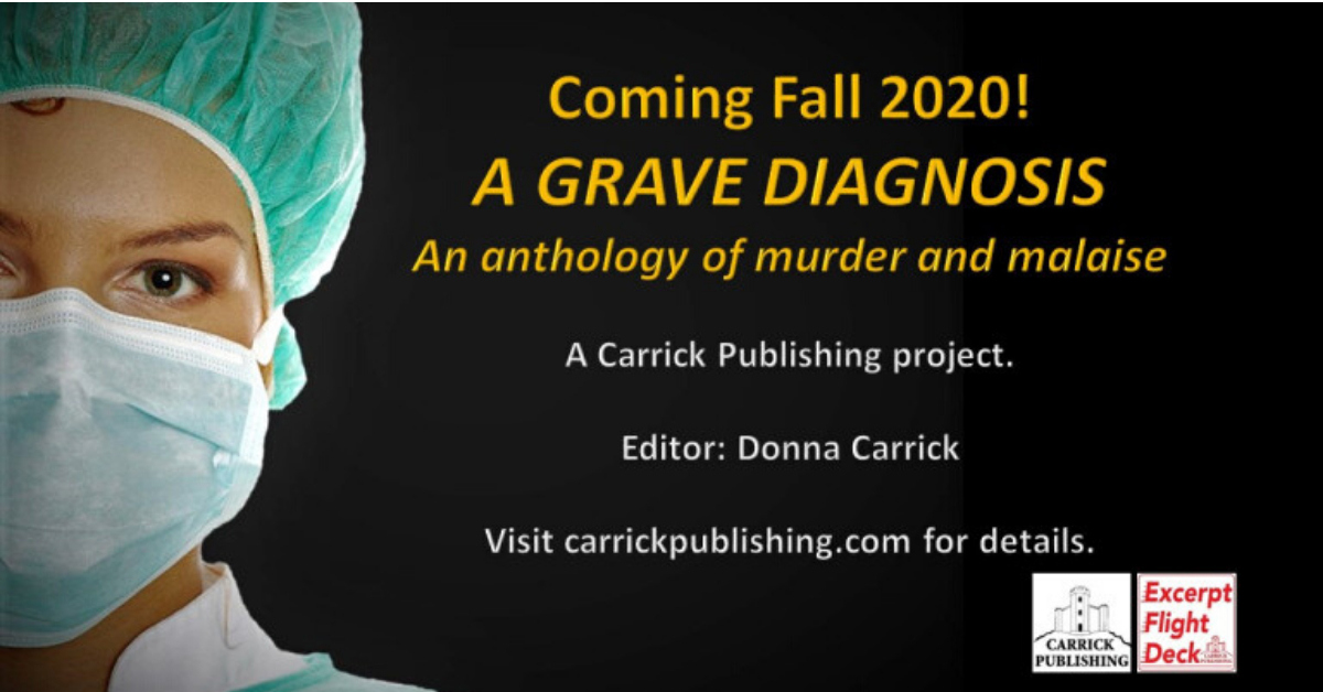 A Grave Diagnosis anthology